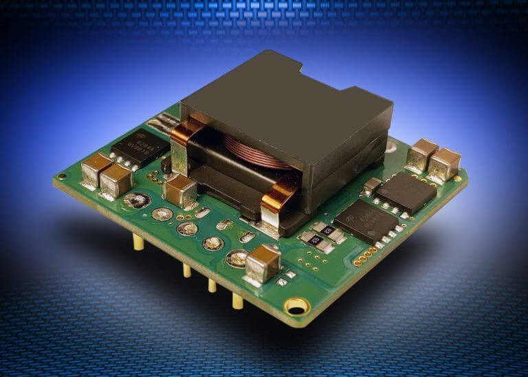 300W buck-boost DC-DC converter series augmented with 5V to 28V 12.5A models